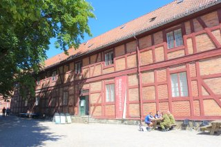 Visitors Centre/Artillery Building/Long Red House