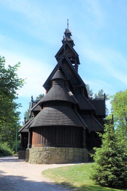 181 Stave Church