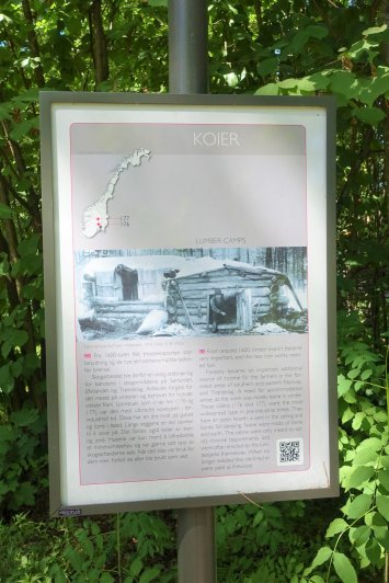 Koier / Lumber Camps