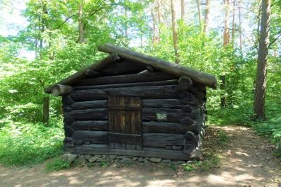 177 Lumberman's hut