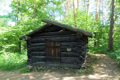 177 Lumberman's hut