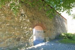 Door next to Monk's Tower