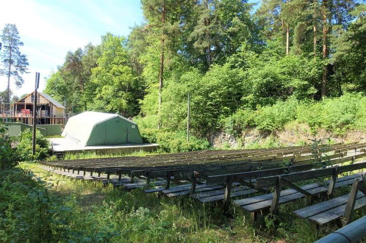 Friluftsteater/Open-air Theatre