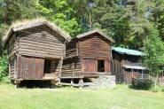153 154 Pillared Storehouse & 155 Loft storehouse