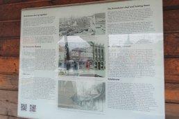 The Dramshusen shead and hoisting boom