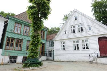 Torget, The Dentist's House, The Ropemaker's House