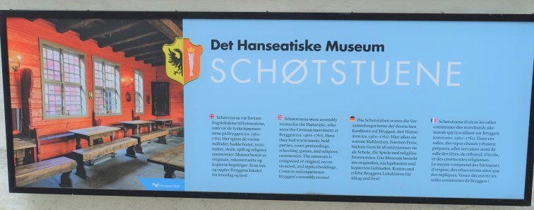 Hanseatic Museum and Schøtstuene