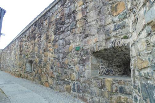 Jorgen Hanssøns ringmur 1514-1523