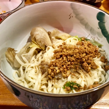 Minced Chicken Dried Noodles