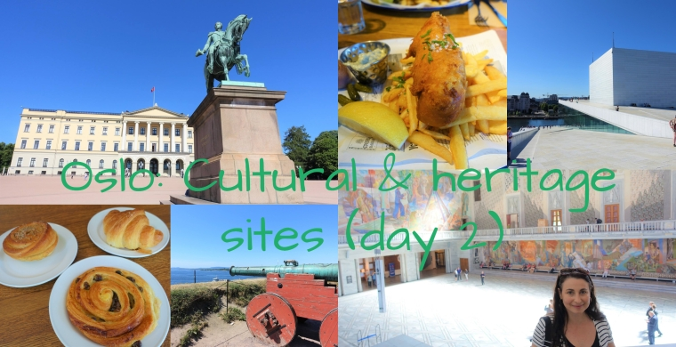 Oslo Cultural heritage