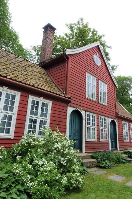 Krohn Bailiff's house