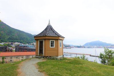 The Summer Pavilion