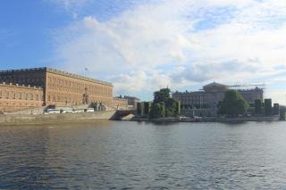 The Royal Palace & Stockholms Medeltidsmuseum, Strömbron