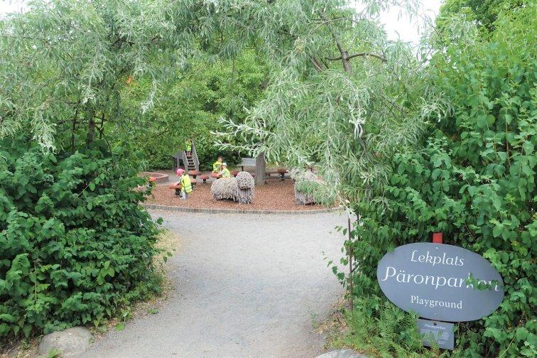 Pear Park/Lekplats Päronparken