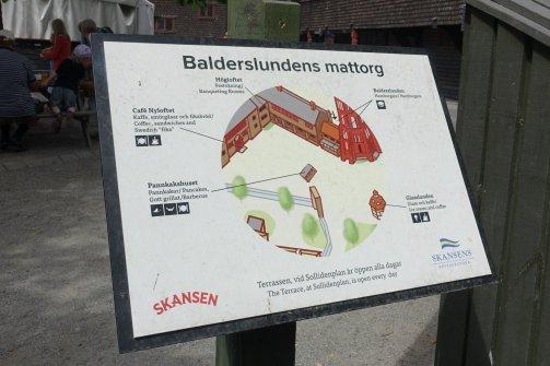 Balderslundens mattorg