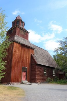 Seglora Church/Seglora kyrka
