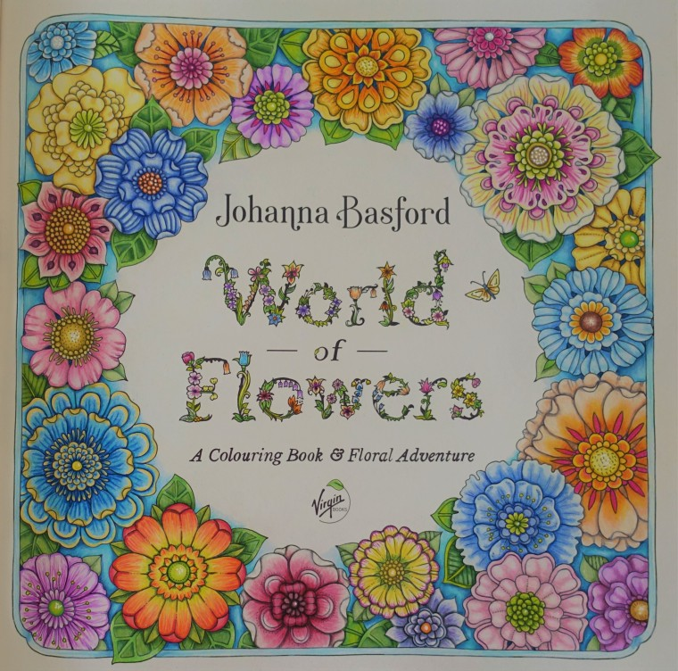 Book Review World Of Flowers Live Eat Colour